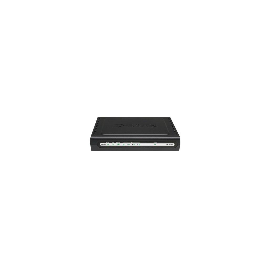 Модем D-Link DSL-2540U/BRU/T1B