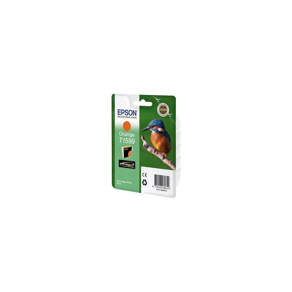 Картридж EPSON StPhoto R2000 Orange (C13T15994010)