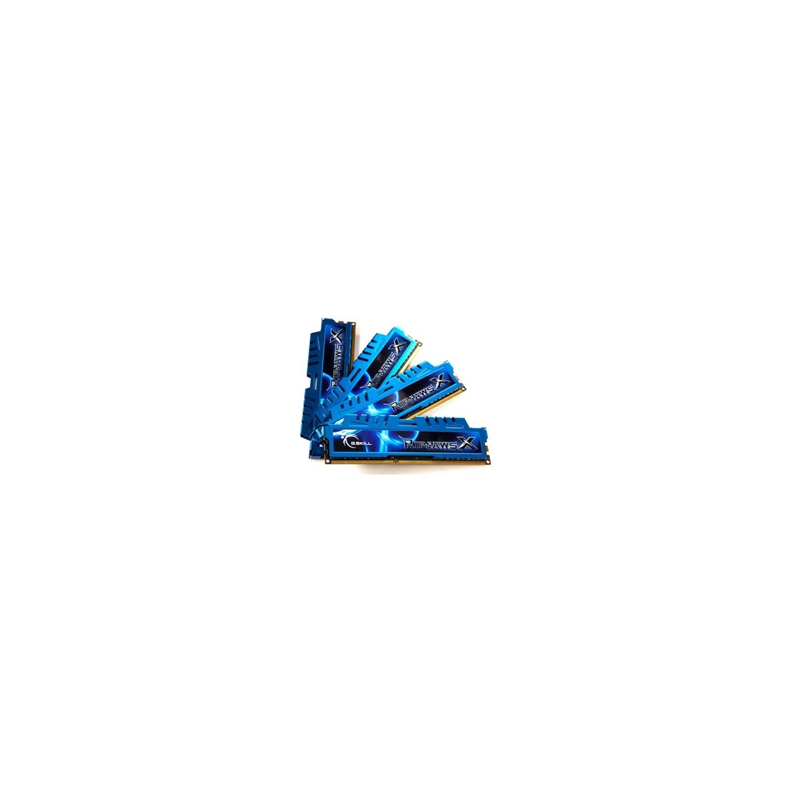 Модуль памяти для компьютера DDR3 16GB (4x4GB) 2133 MHz G.Skill (F3-17000CL9Q-16GBXM)