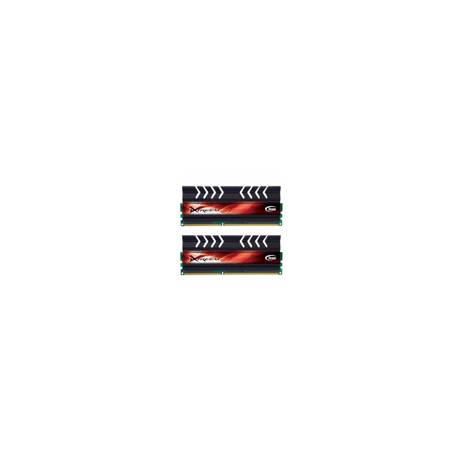 Модуль памяти для компьютера DDR3 8GB (2x4GB) 2666 MHz Team (TXD38G2666HC10QDC01)