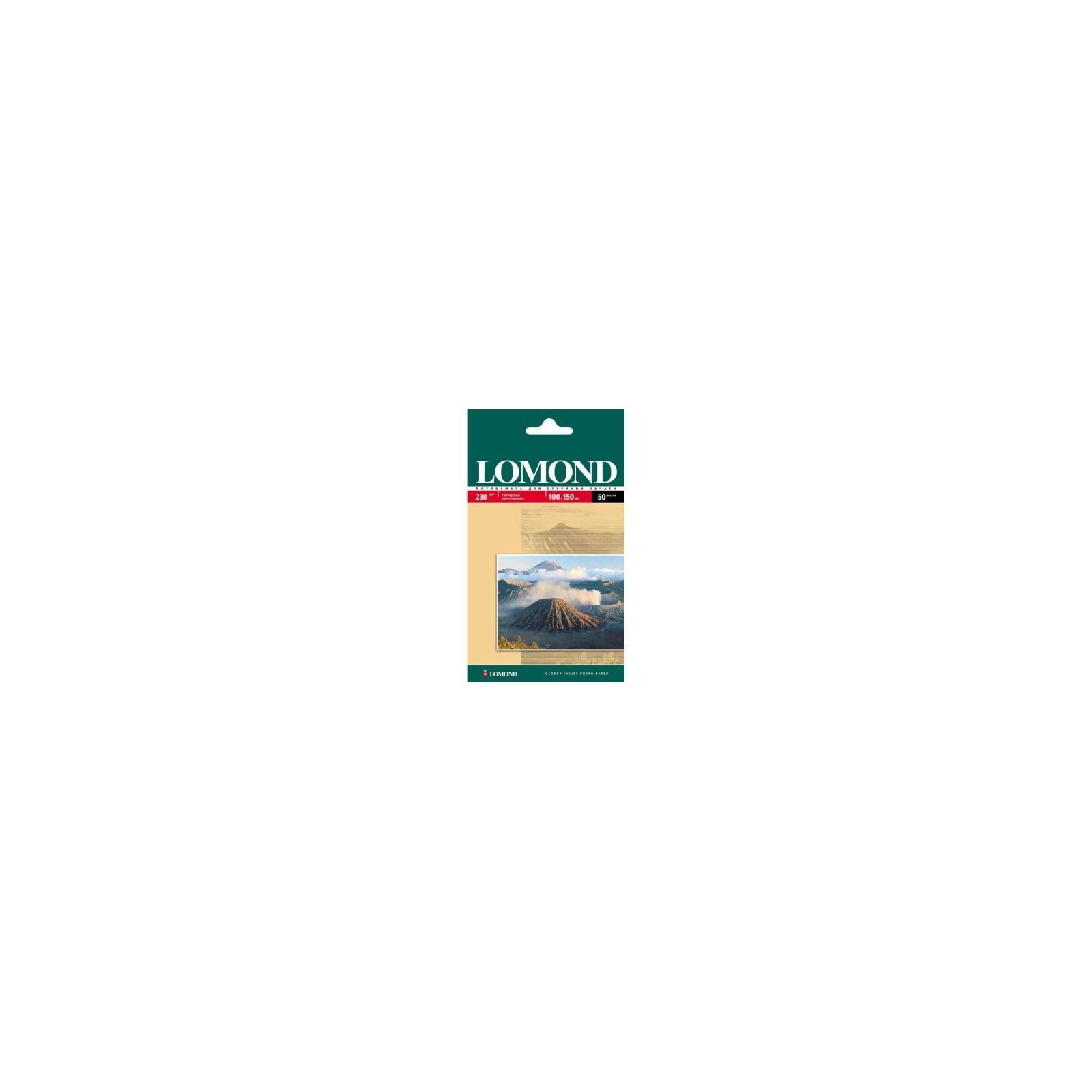 Бумага Lomond 10х15 Photo Paper Glossy 230 (102035)