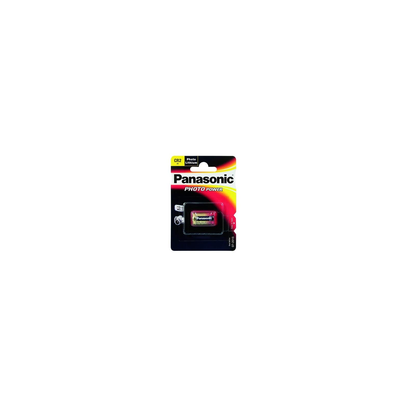 Батарейка PANASONIC CR2 Lithium (CR-2L/1BP)