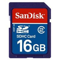 Карта памяти SANDISK 16Gb SDHC (SDSDB-016G-B35)