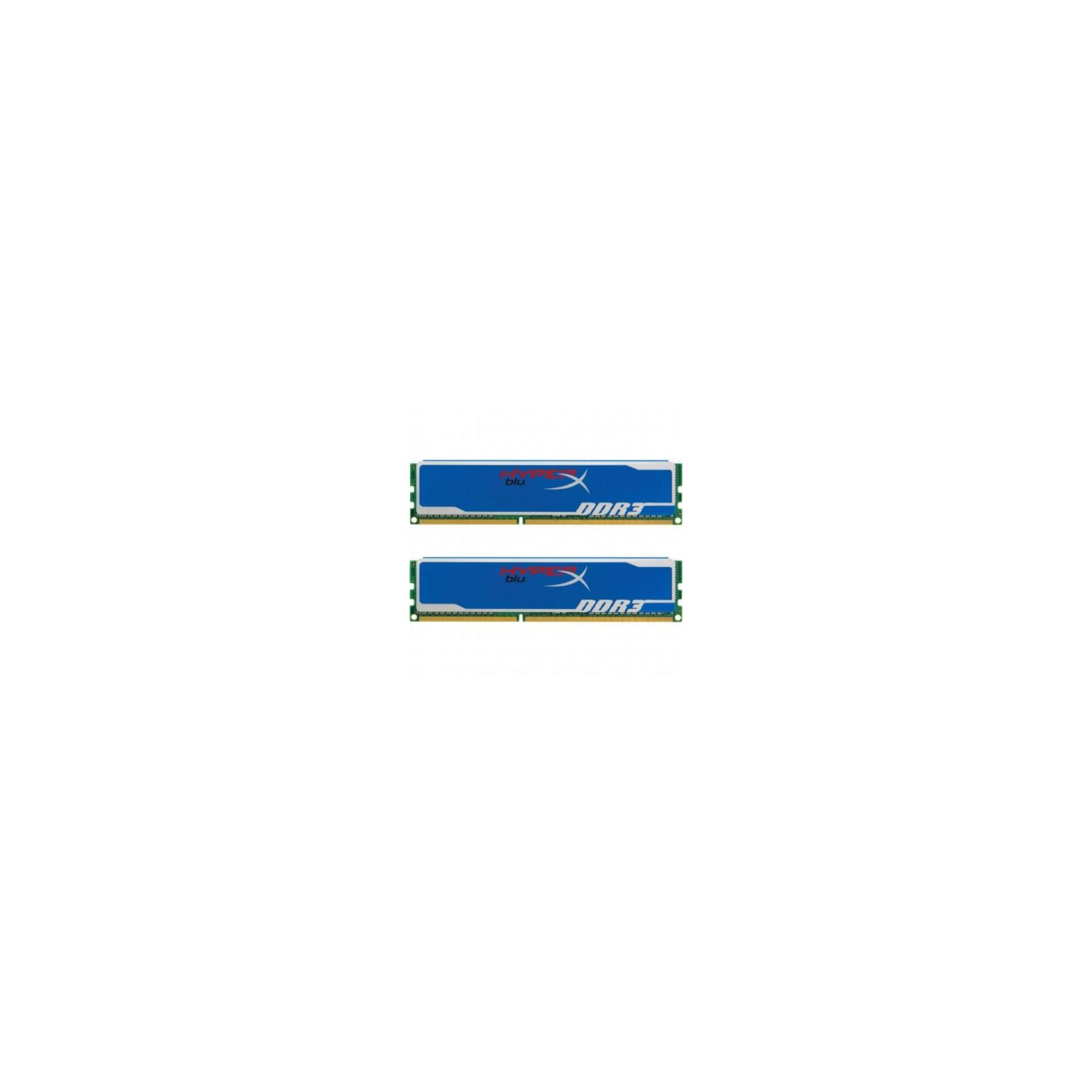 Модуль памяти для компьютера DDR3 8GB (2x4GB) 1333 MHz Kingston (KHX13C9B1BK2/8)