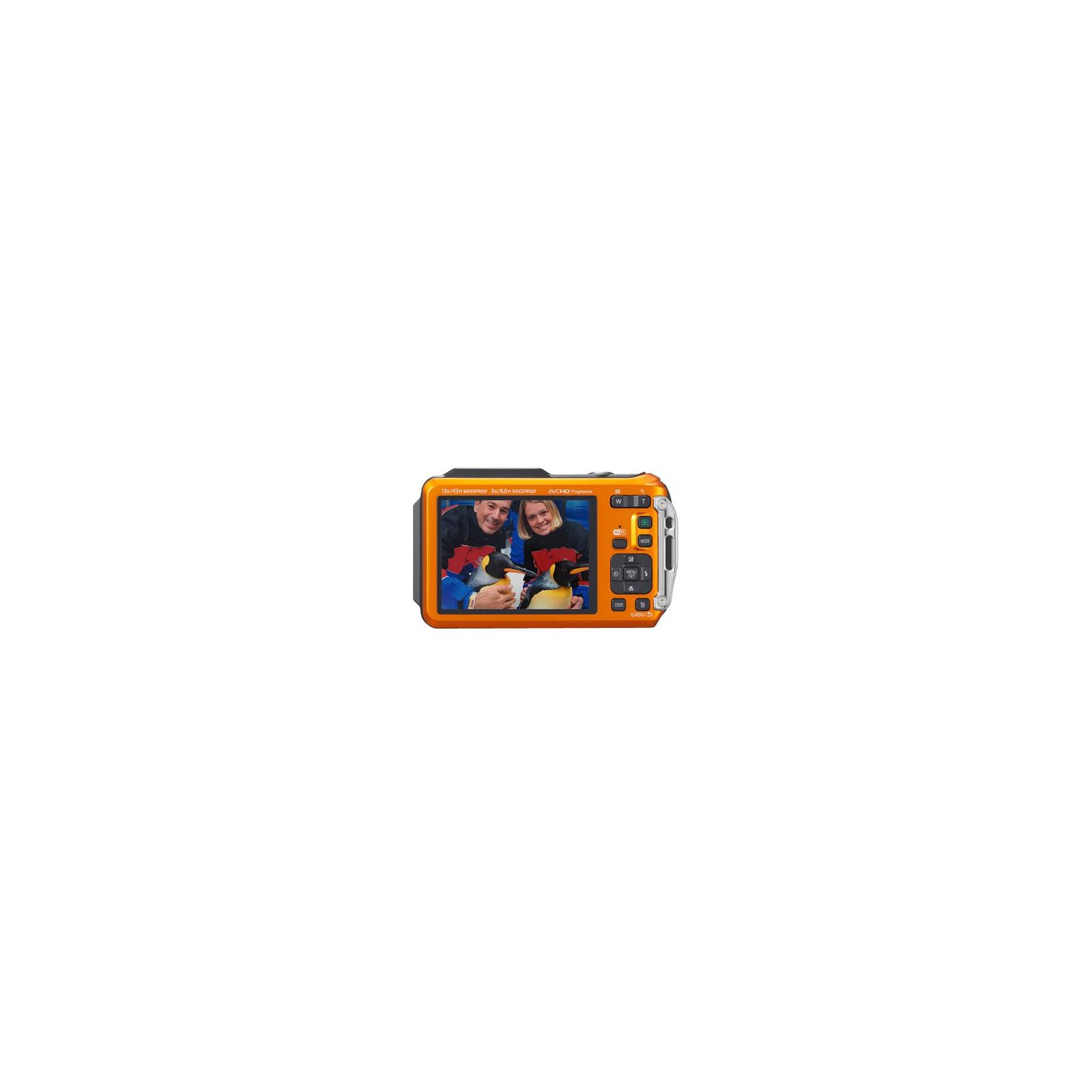 Цифровой фотоаппарат PANASONIC Lumix DMC-FT5 orange (DMC-FT5EA-D) изображение 2