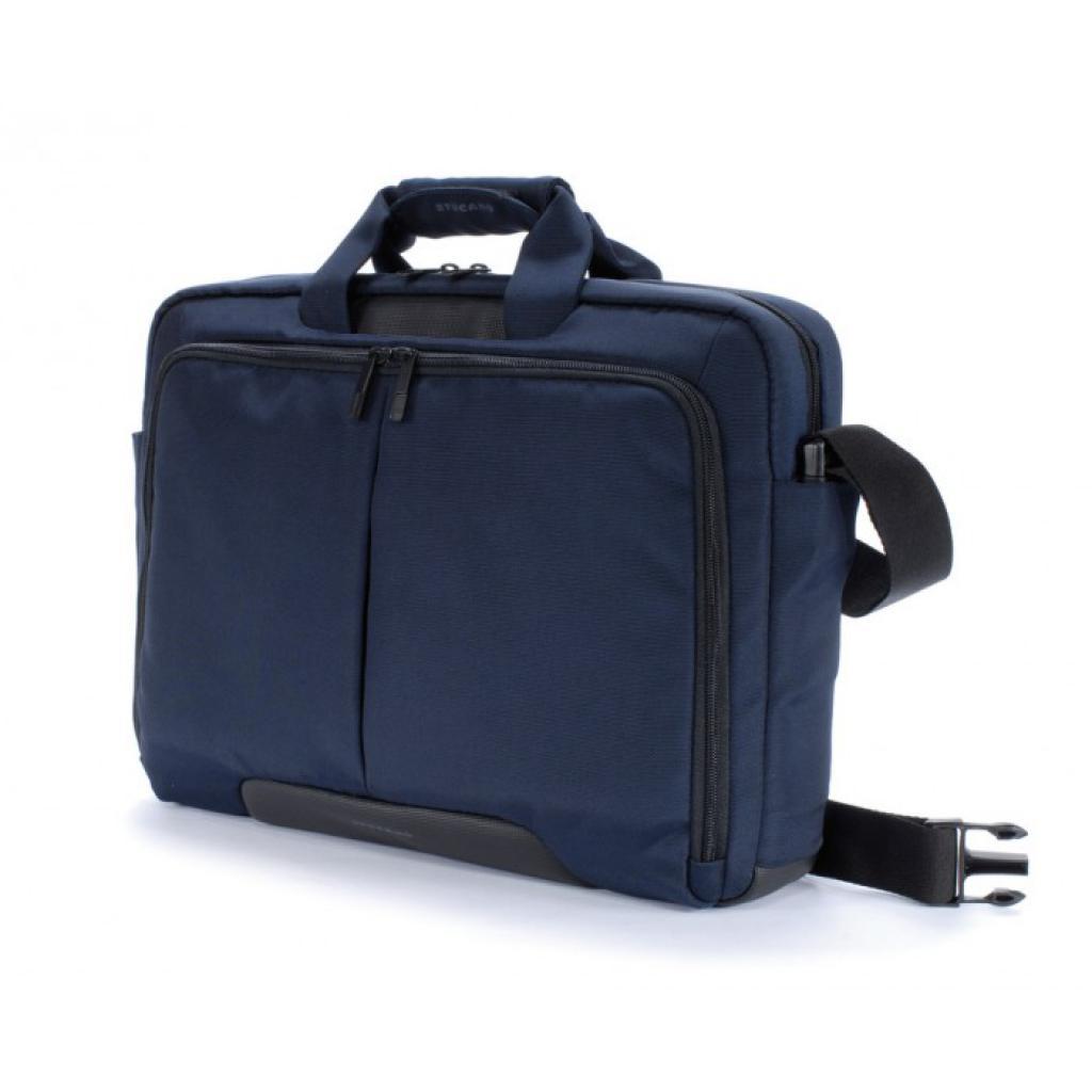 "Сумка для ноутбука Tucano 16"" Giorno/Blue (BGM1-B) изображение 2"