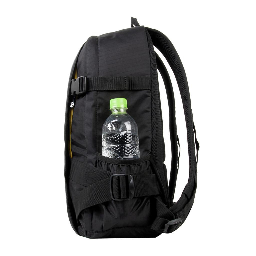 """Рюкзак для фототехники Crumpler Light Delight Full Photo +15""""NB Backpack (dull black) (LDFPBP-001) изображение 4"""