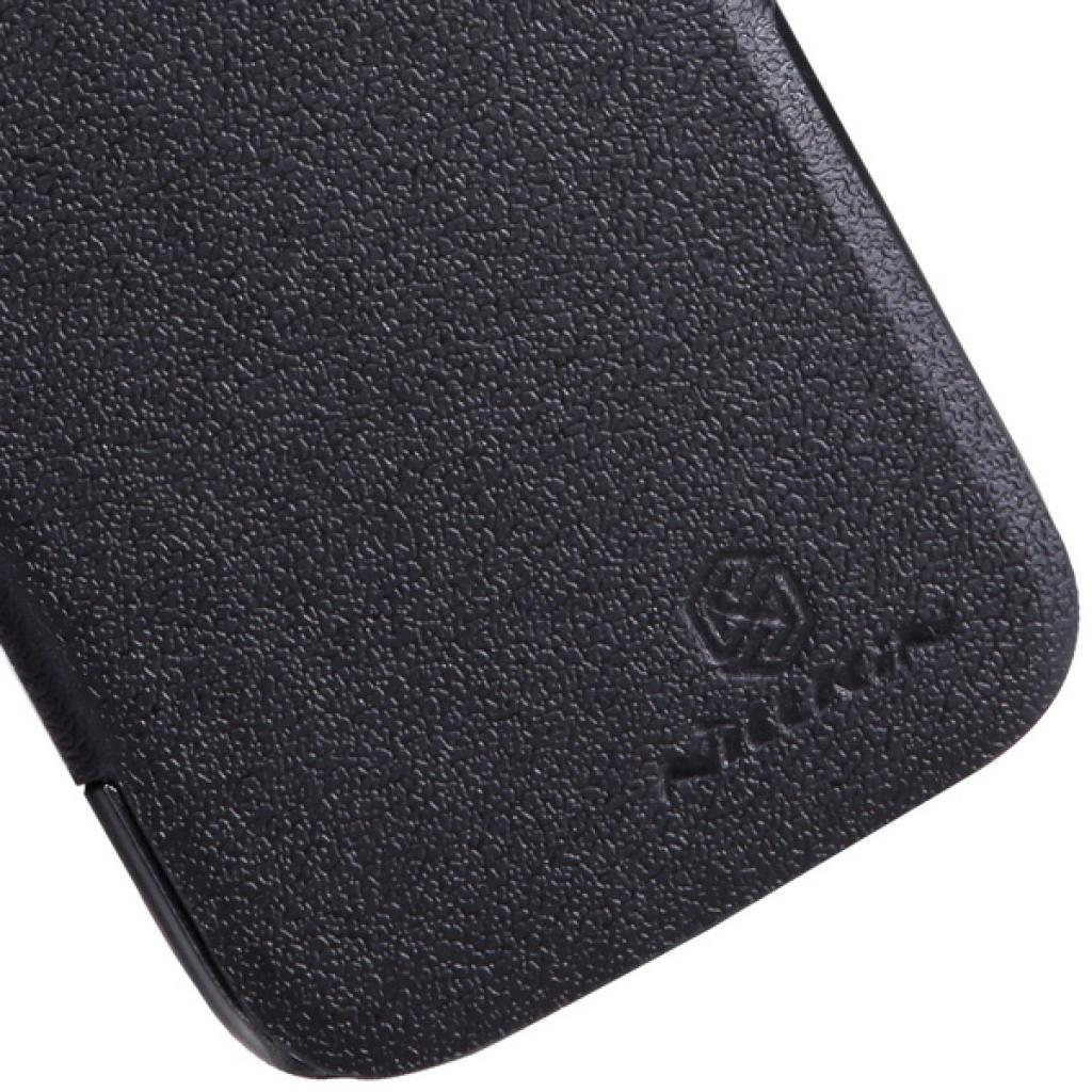 Чехол для моб. телефона NILLKIN для Lenovo A706 /Fresh/ Leather/Black (6076859) изображение 5