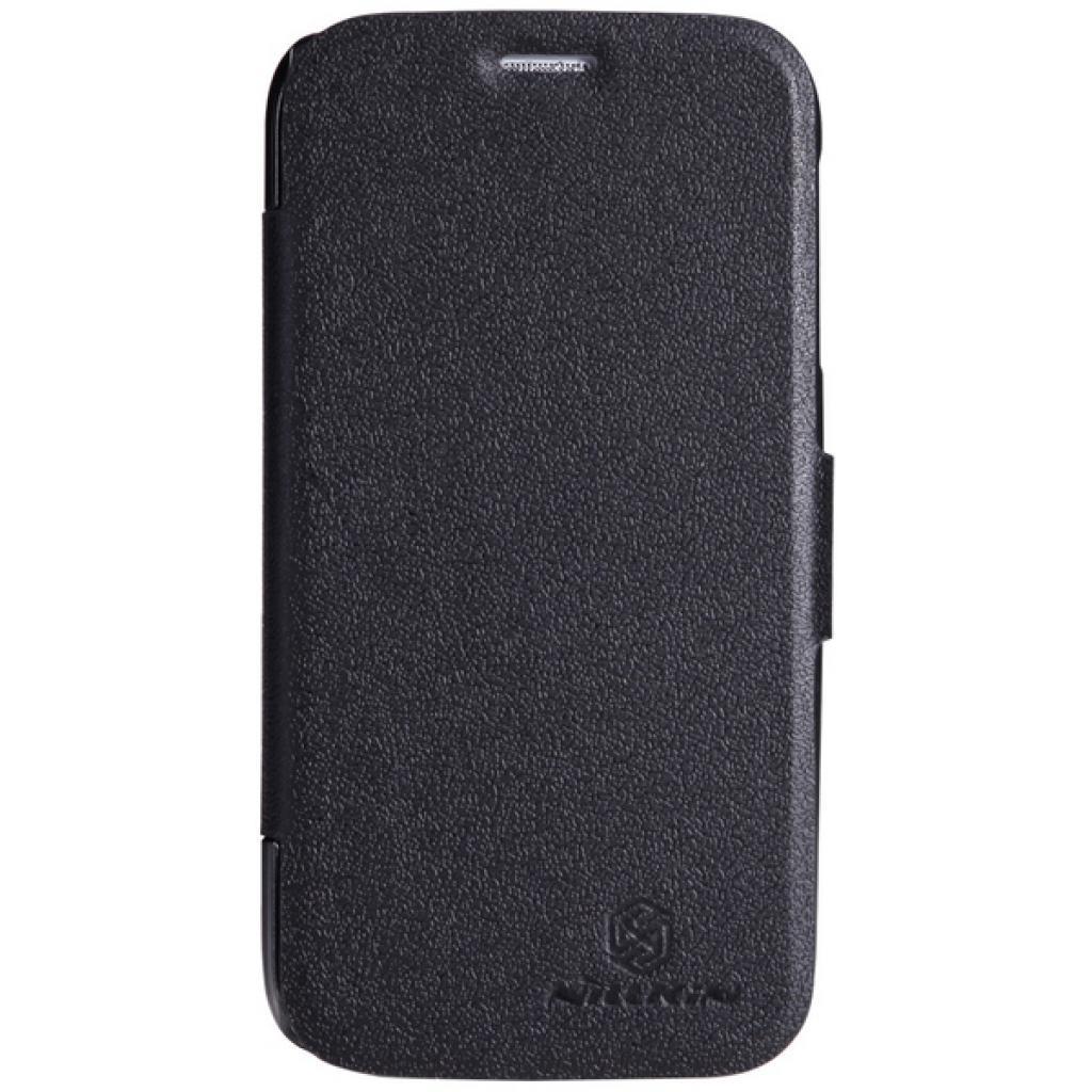 Чехол для моб. телефона NILLKIN для Lenovo A706 /Fresh/ Leather/Black (6076859)