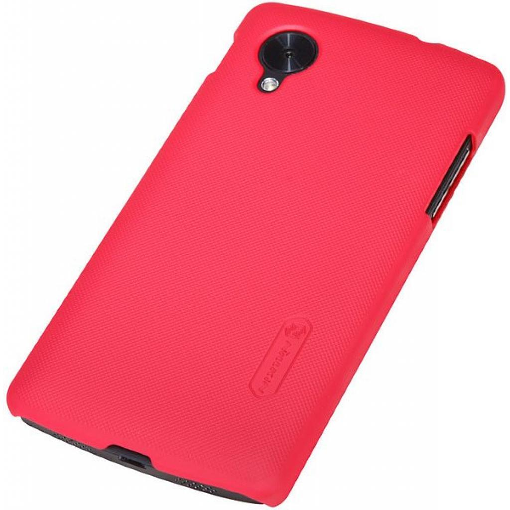Чехол для моб. телефона NILLKIN для LG D821 Nexus 5 /Super Frosted Shield (6116665) изображение 3