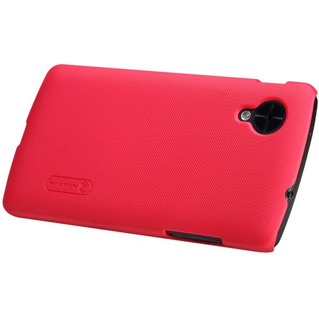 Чехол для моб. телефона NILLKIN для LG D821 Nexus 5 /Super Frosted Shield (6116665) изображение 4