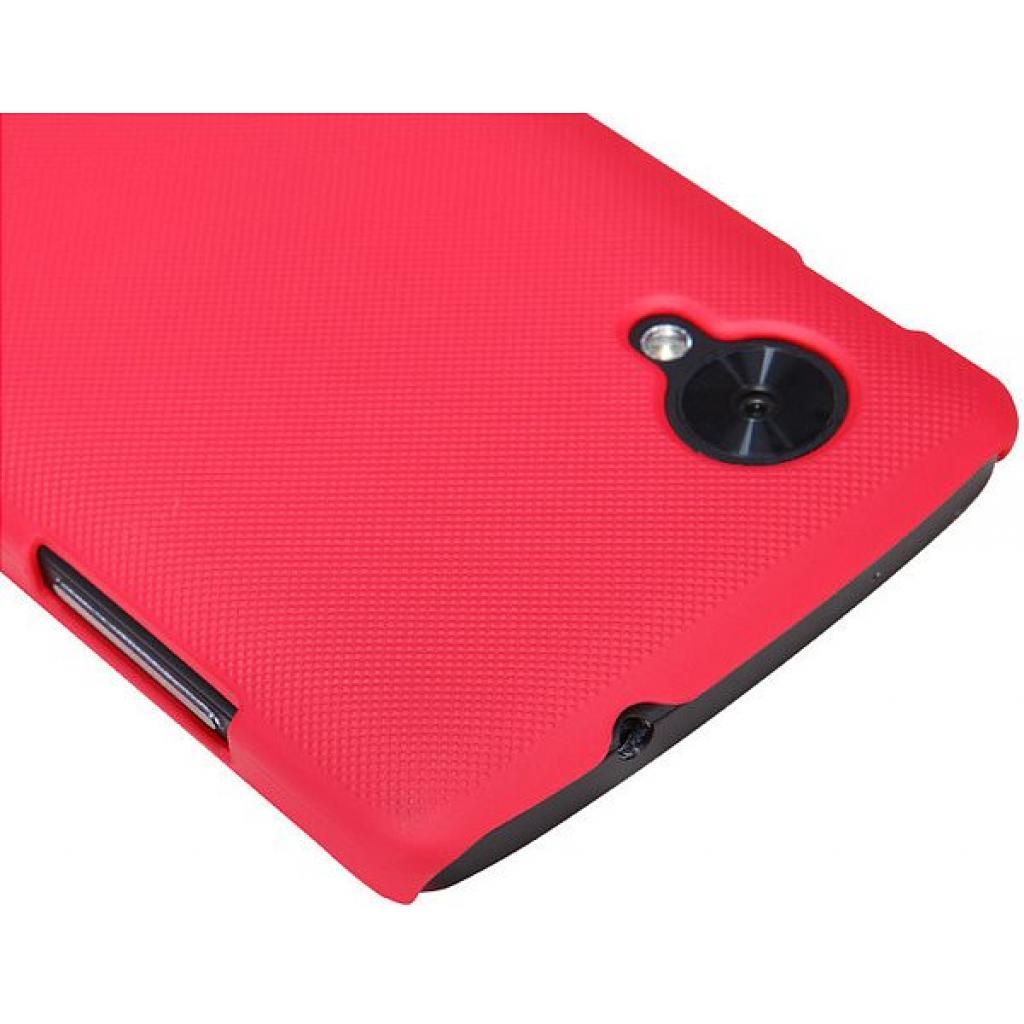Чехол для моб. телефона NILLKIN для LG D821 Nexus 5 /Super Frosted Shield (6116665) изображение 5