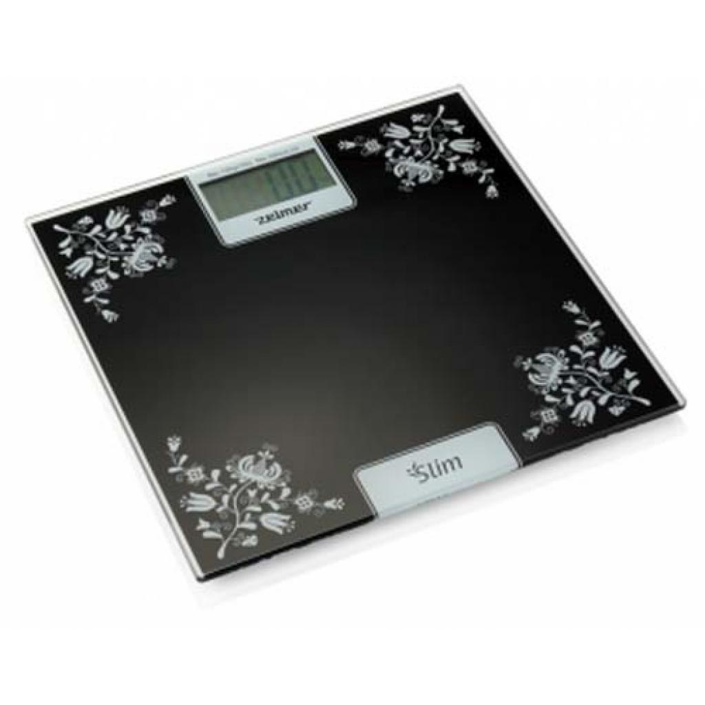 Весы напольные Zelmer 34Z012LE Black