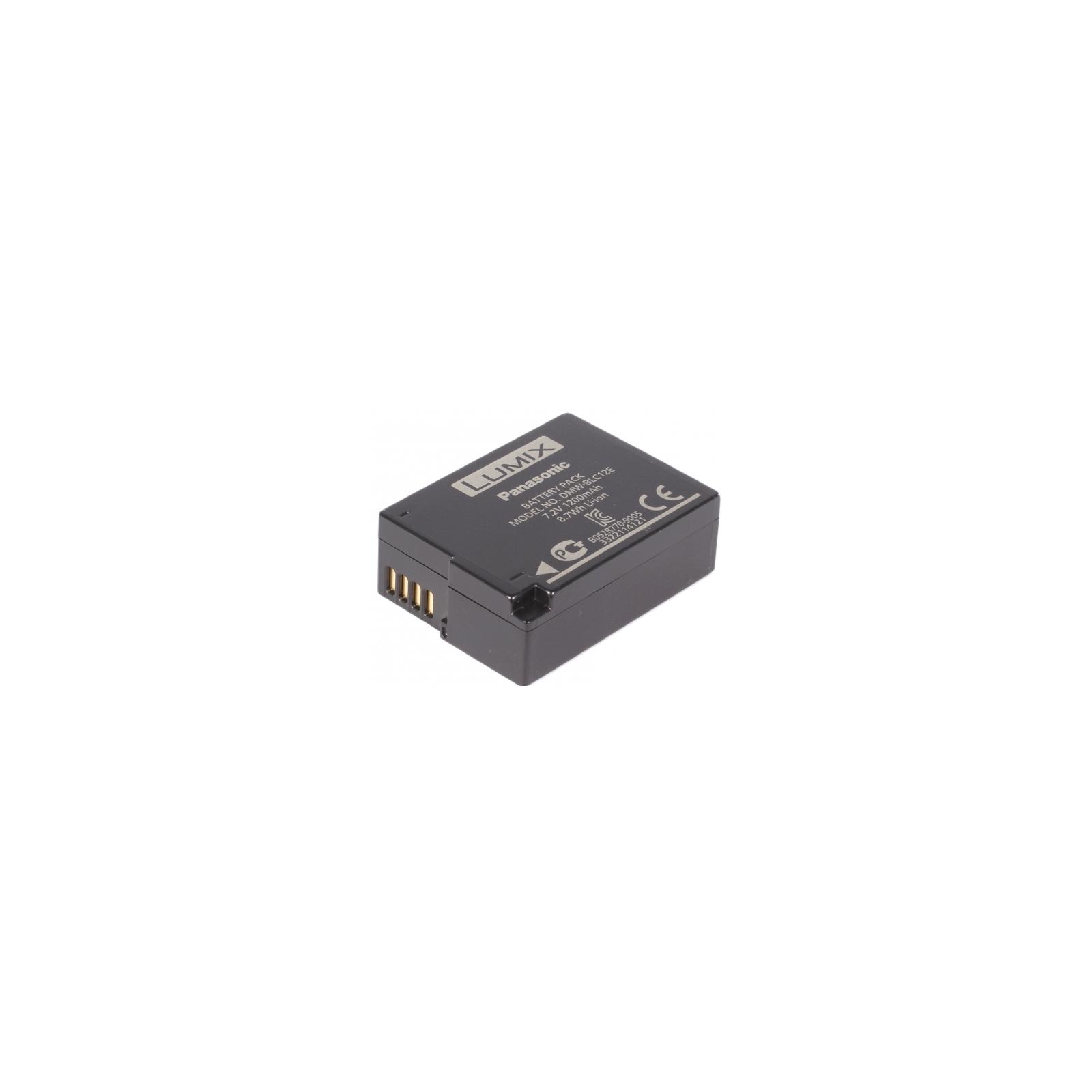 Аккумулятор к фото/видео PANASONIC DMW-BLC12E для фотокамер GH2 (DMW-BLC12E)