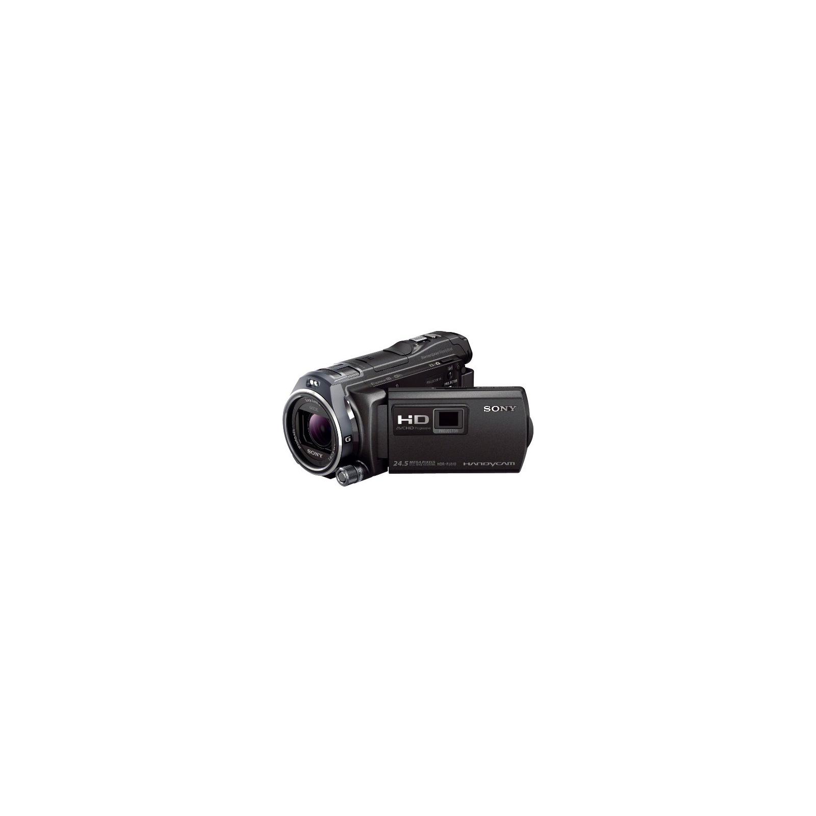 Цифровая видеокамера SONY Handycam HDR-PJ810 Black (HDRPJ810EB.CEL) изображение 2