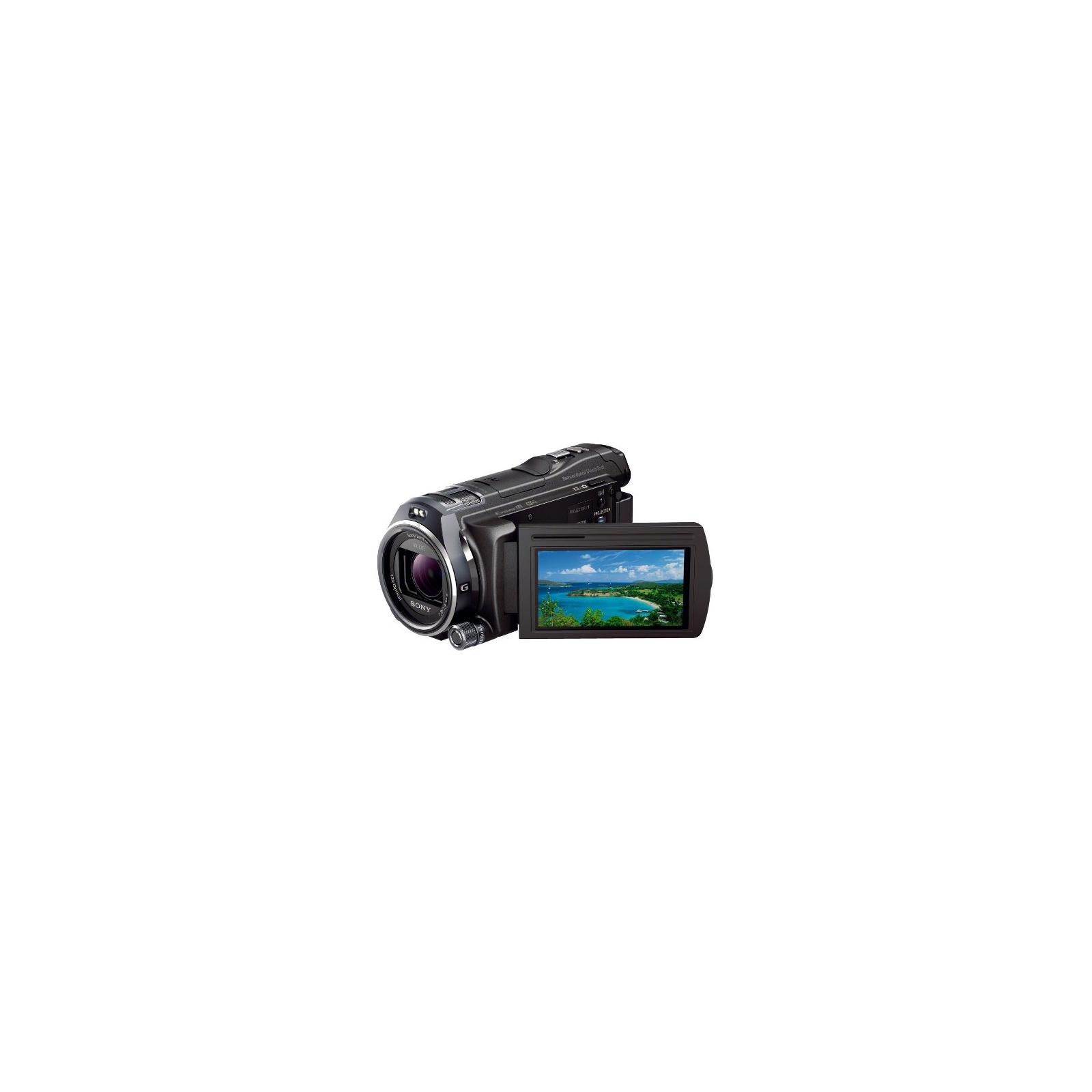 Цифровая видеокамера SONY Handycam HDR-PJ810 Black (HDRPJ810EB.CEL) изображение 3