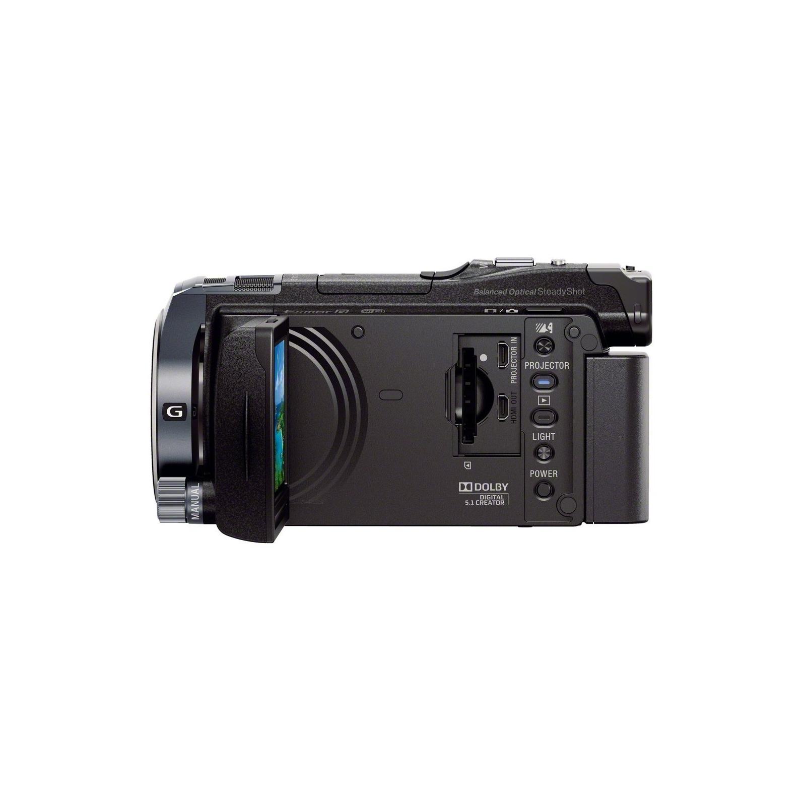Цифровая видеокамера SONY Handycam HDR-PJ810 Black (HDRPJ810EB.CEL) изображение 7