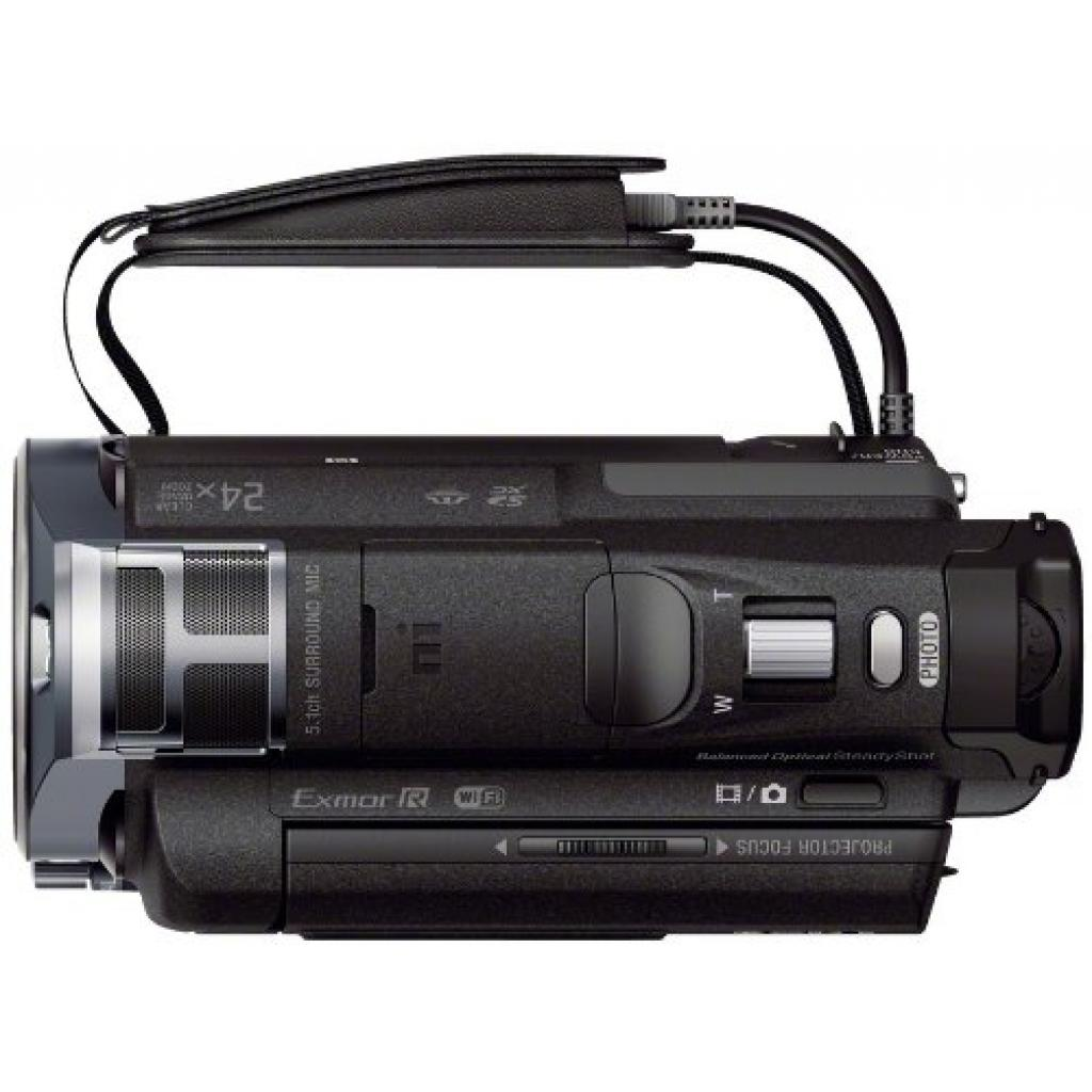 Цифровая видеокамера SONY Handycam HDR-PJ810 Black (HDRPJ810EB.CEL) изображение 8