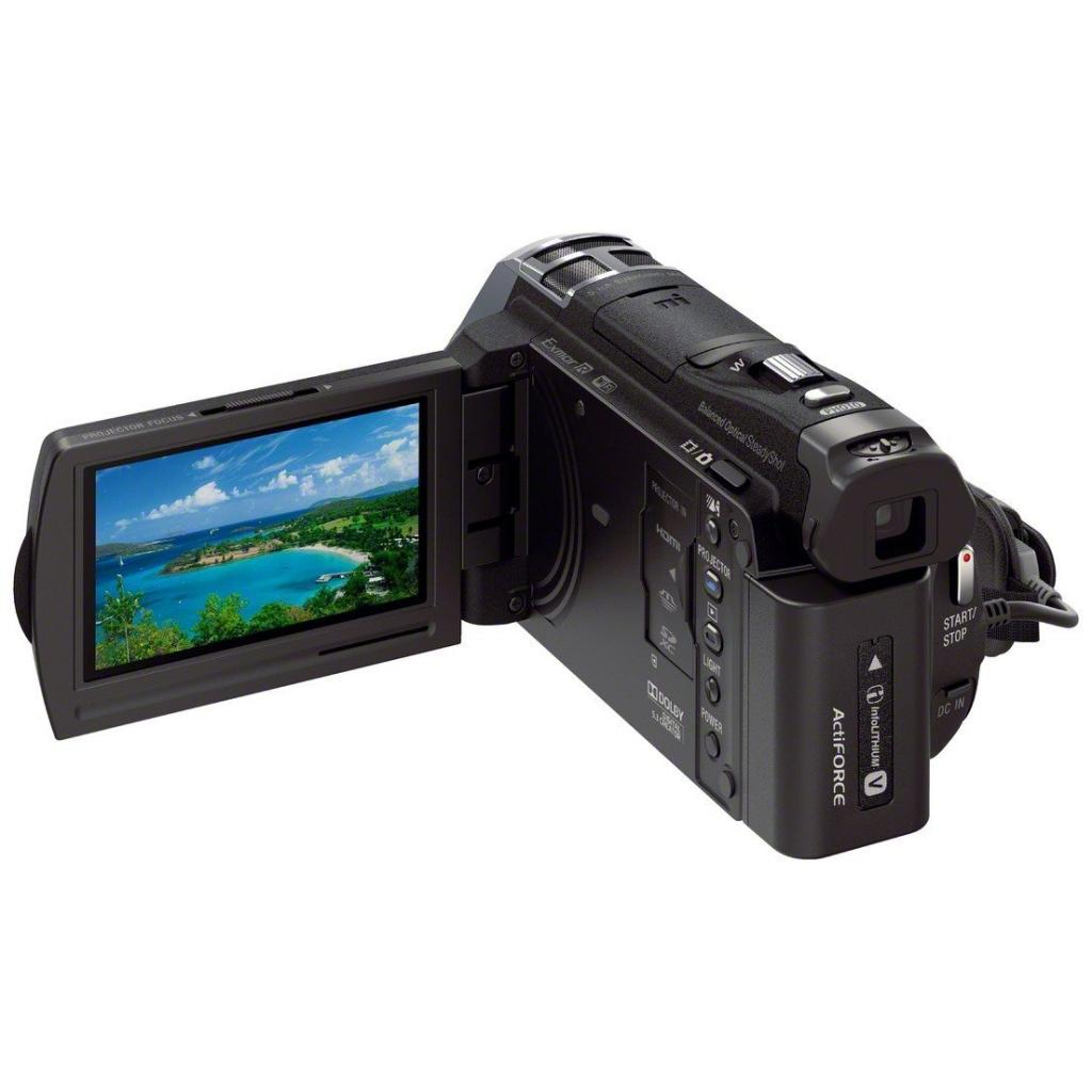 Цифровая видеокамера SONY Handycam HDR-PJ810 Black (HDRPJ810EB.CEL) изображение 9