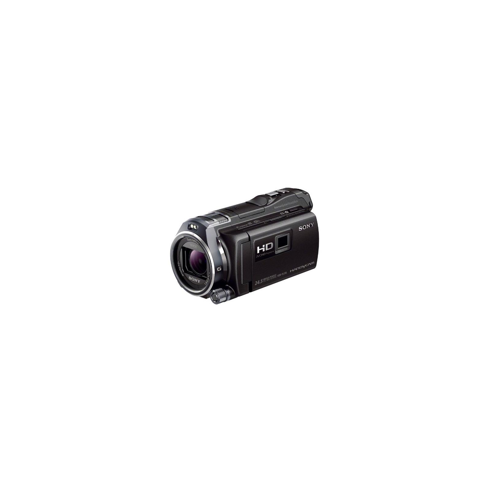 Цифровая видеокамера SONY Handycam HDR-PJ810 Black (HDRPJ810EB.CEL)