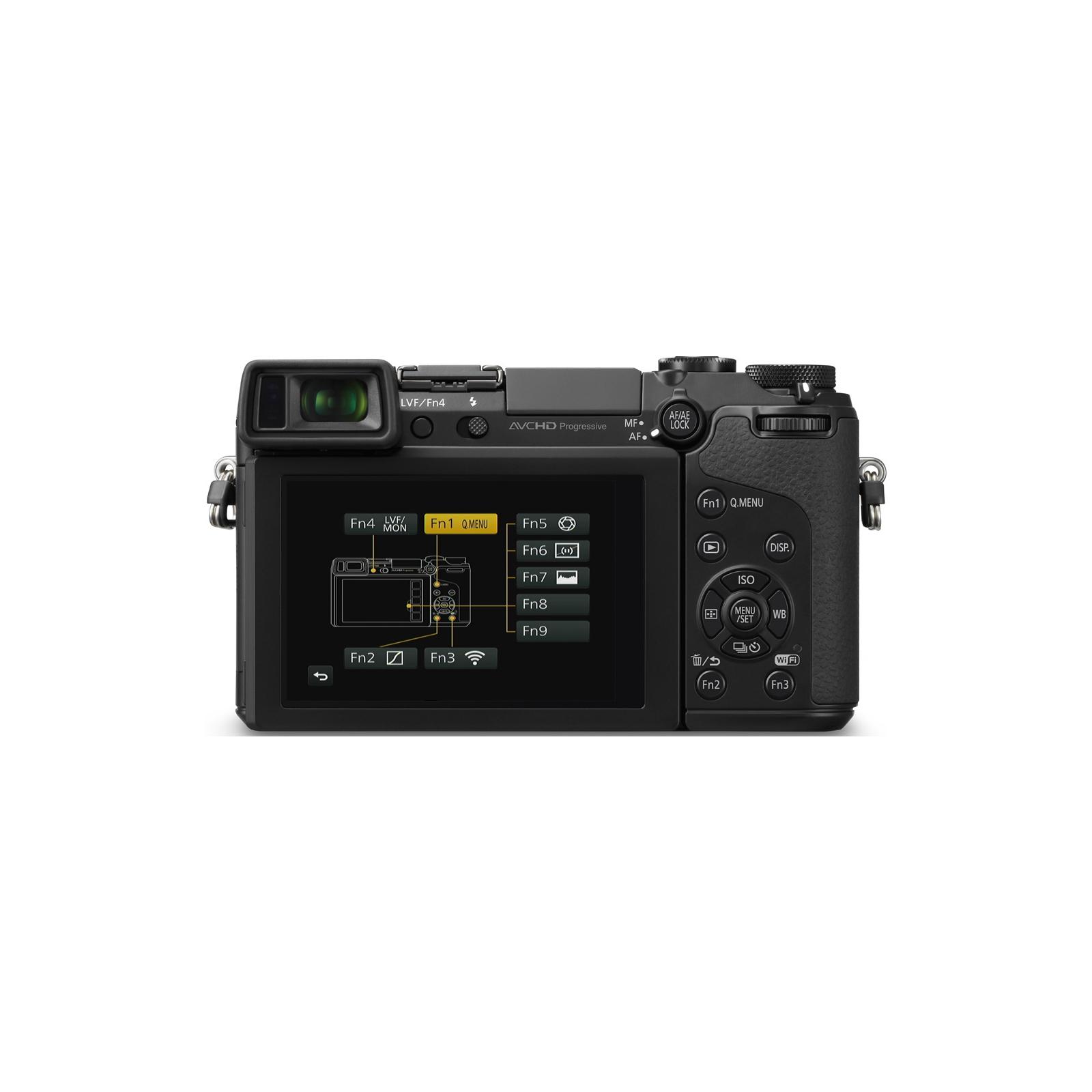 Цифровой фотоаппарат PANASONIC DMC-GX7 Body (DMC-GX7EE-K) изображение 2