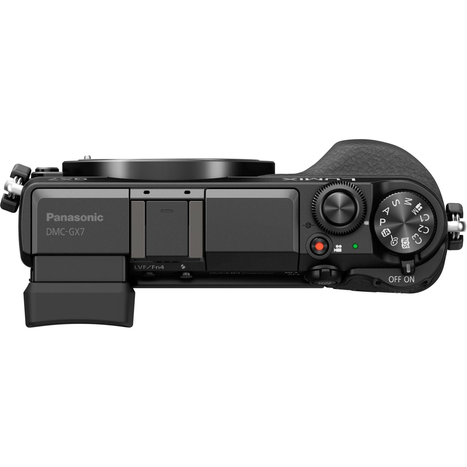 Цифровой фотоаппарат PANASONIC DMC-GX7 Body (DMC-GX7EE-K) изображение 5