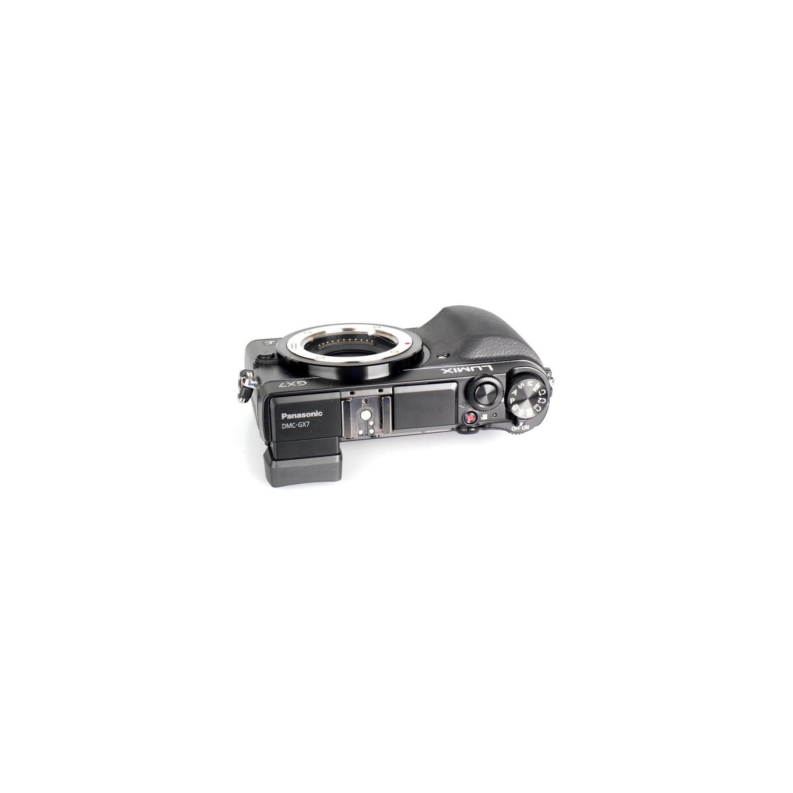 Цифровой фотоаппарат PANASONIC DMC-GX7 Body (DMC-GX7EE-K) изображение 6