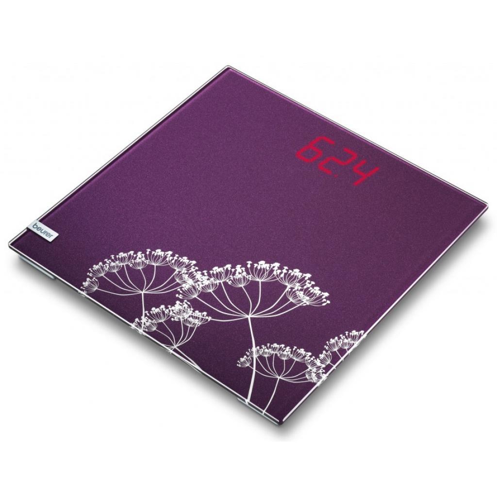 Весы напольные BEURER GS 40 Magic Flora (4211125/744.22/9)