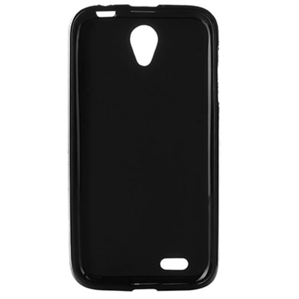 Чехол для моб. телефона для Lenovo A859 (Black) Elastic PU Drobak (211468) изображение 2