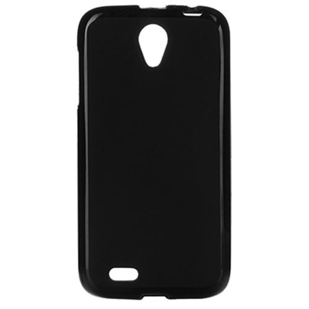 Чехол для моб. телефона для Lenovo A859 (Black) Elastic PU Drobak (211468)