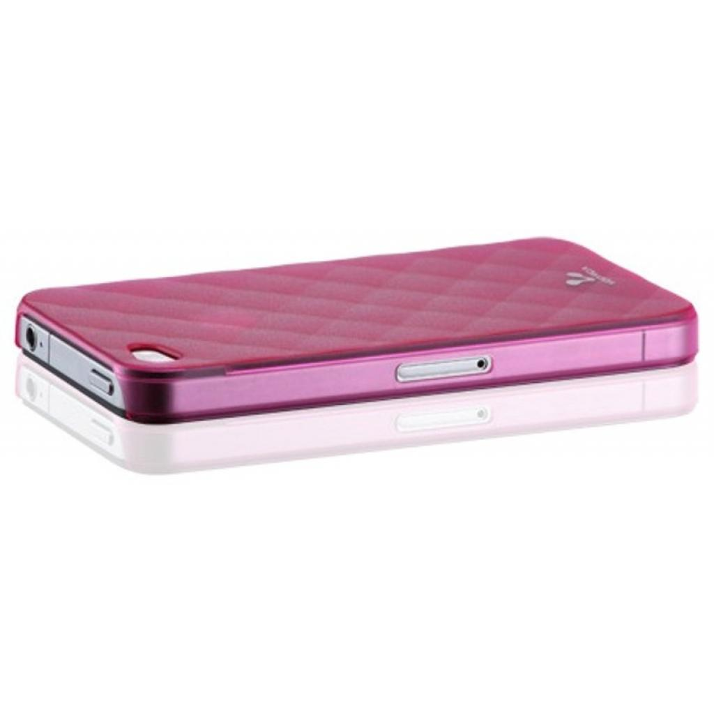 Чехол для моб. телефона VOORCA iPhone4 Fantasy case черв (V-4M red) изображение 2
