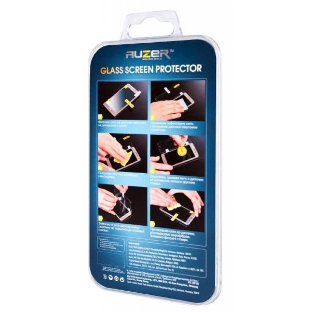 Стекло защитное AUZER для Apple Iphone 4/4S (AG-SAI4) изображение 2