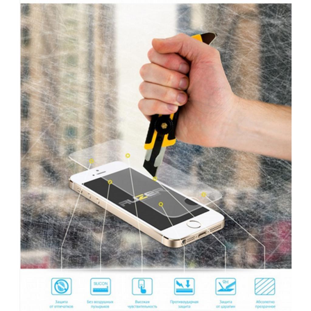 Стекло защитное AUZER для Apple Iphone 4/4S (AG-SAI4) изображение 3