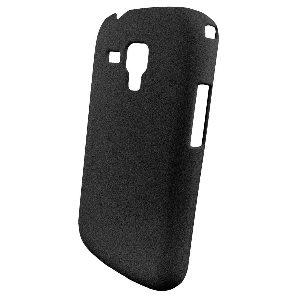 Чехол для моб. телефона GLOBAL для Samsung S7562 Galaxy S Duos (черный) (1283126447136)
