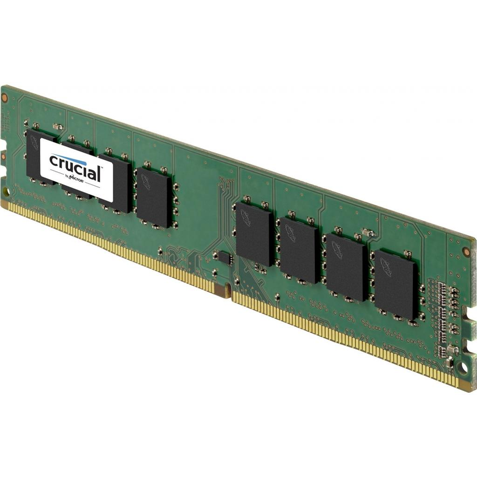 Модуль памяти для компьютера DDR4 32GB (4x8GB) 2133 MHz MICRON (CT4K8G4DFS8213) изображение 2