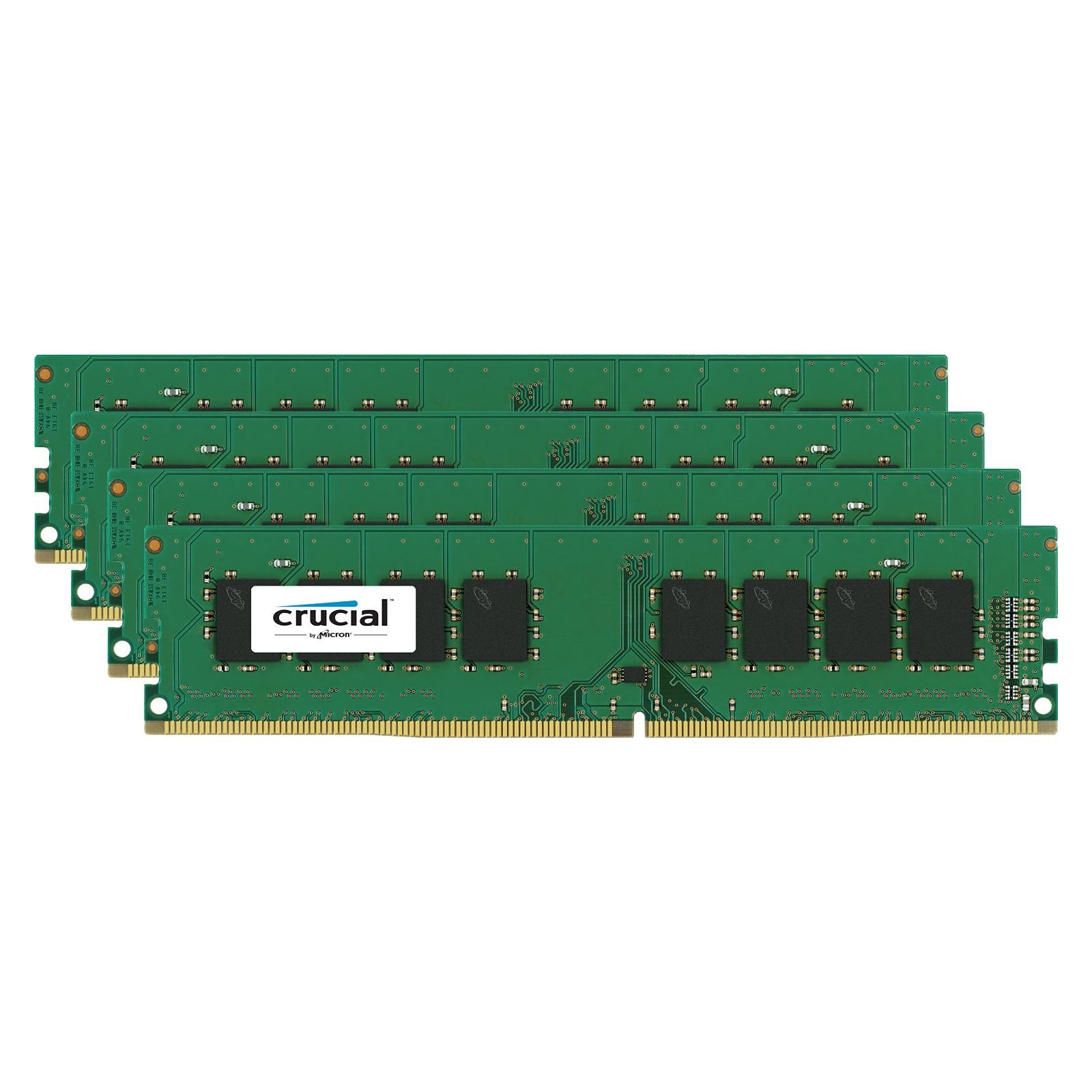Модуль памяти для компьютера DDR4 32GB (4x8GB) 2133 MHz MICRON (CT4K8G4DFS8213)