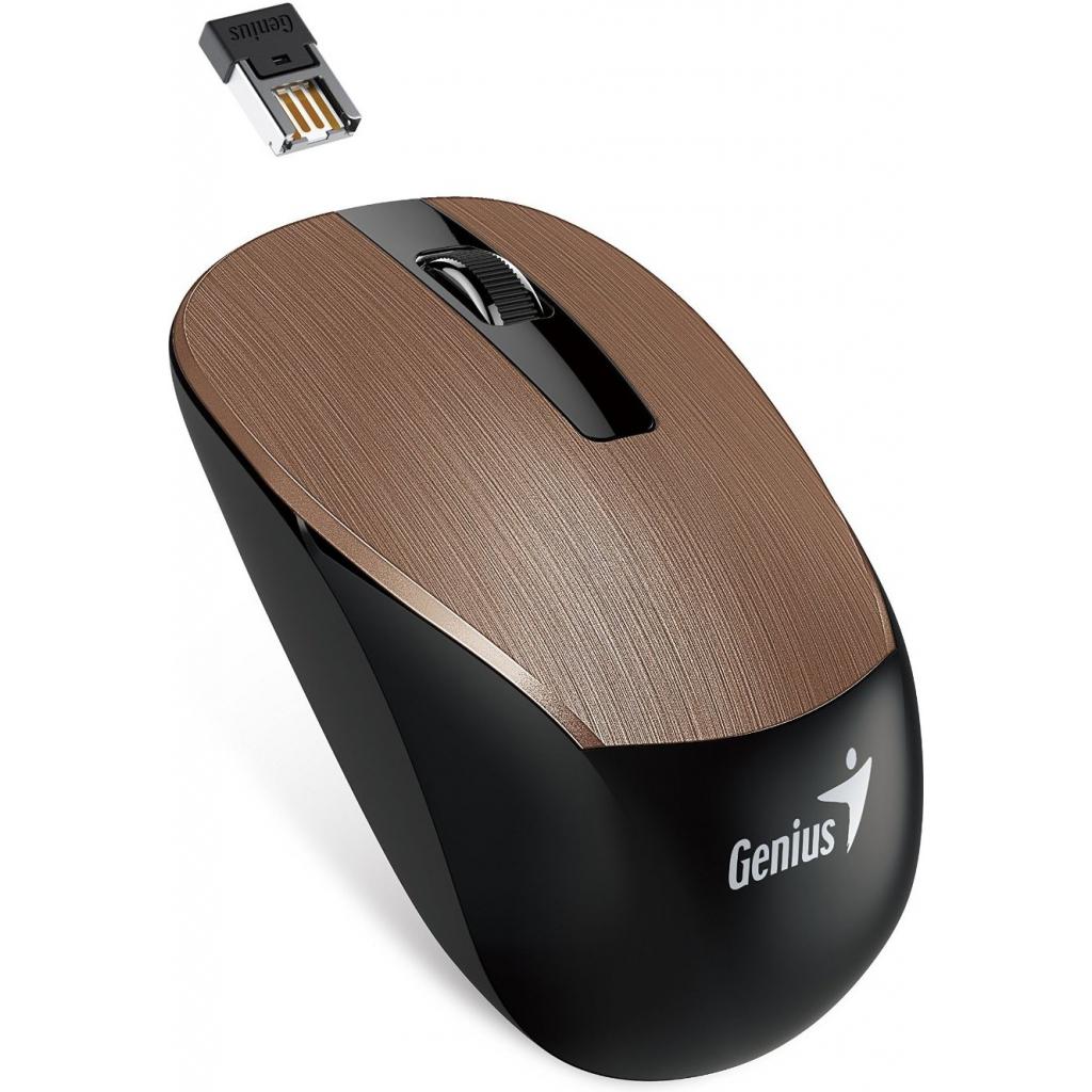 Мышка Genius NX-7015 Brown (31030119104) изображение 2