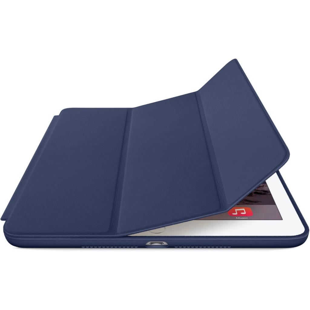Чехол для планшета Apple Smart Case для iPad Air 2 (midnight blue) (MGTT2ZM/A) изображение 1