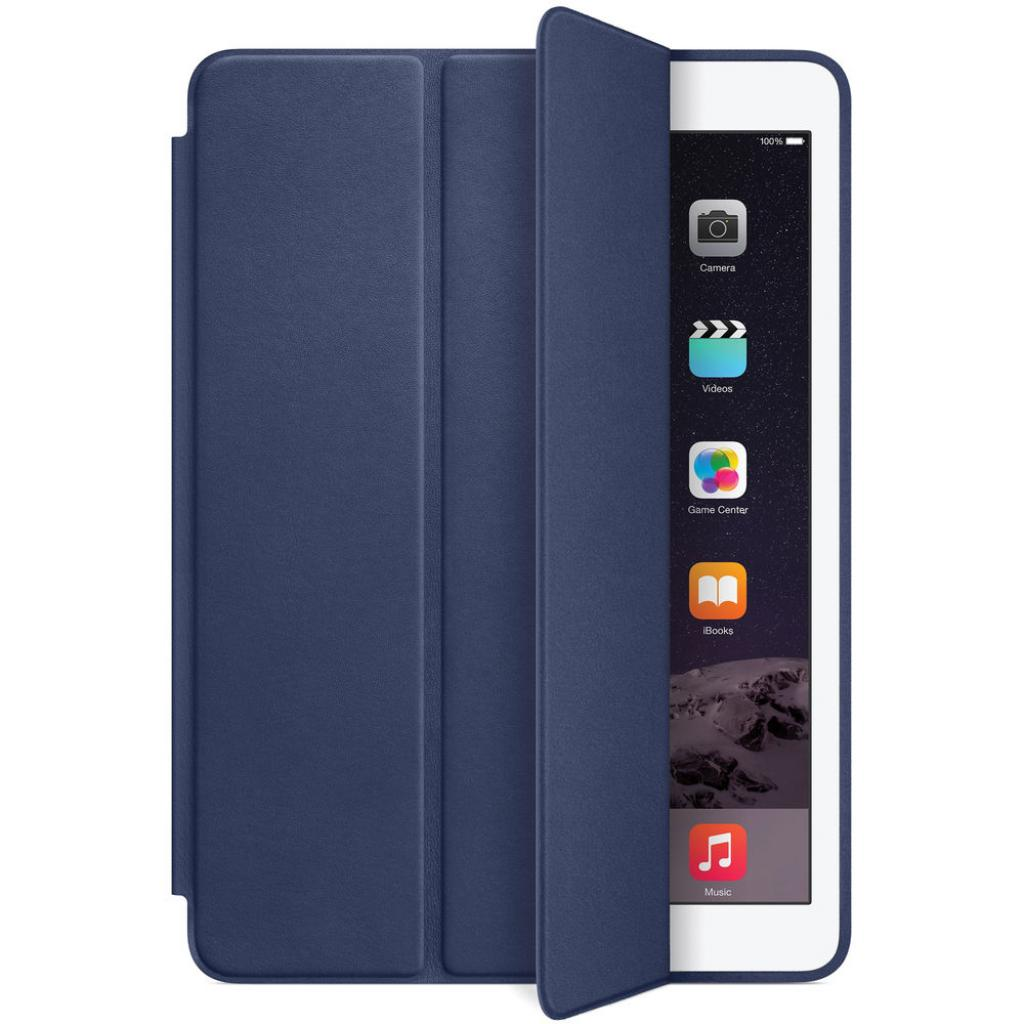 Чехол для планшета Apple Smart Case для iPad Air 2 (midnight blue) (MGTT2ZM/A) изображение 3