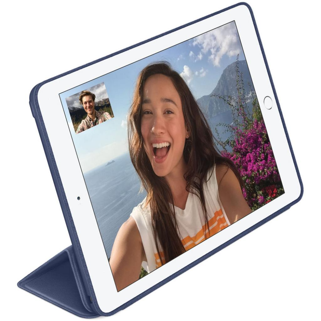 Чехол для планшета Apple Smart Case для iPad Air 2 (midnight blue) (MGTT2ZM/A) изображение 5