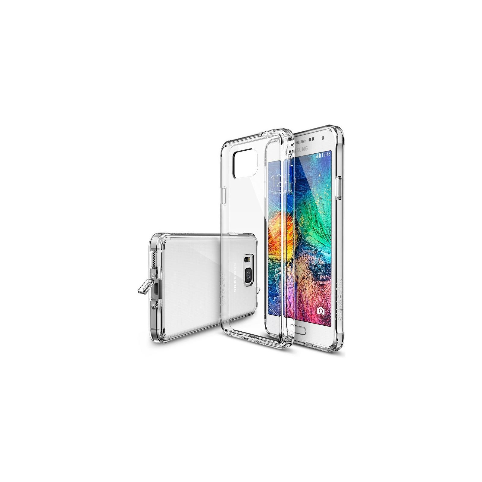 Чехол для моб. телефона Ringke Fusion для Samsung Galaxy Alpha (Crystal View) (550647)