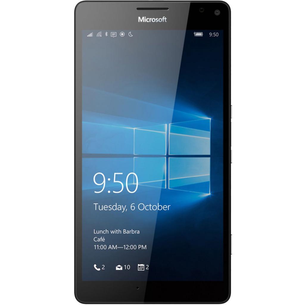 Мобильный телефон Microsoft Lumia 950 XL DS Black (A00026418)