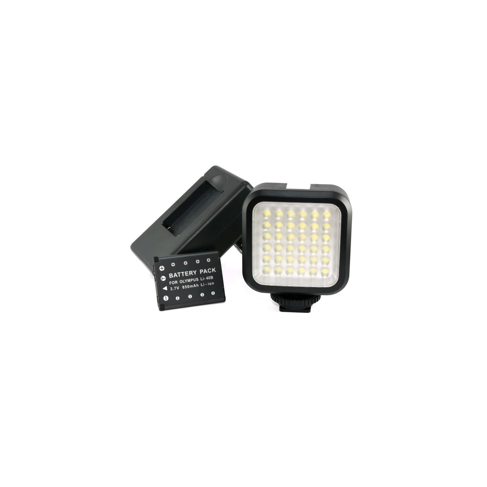 Вспышка EXTRADIGITAL Накамерный свет LED-5006 (LED00ED0001) изображение 3