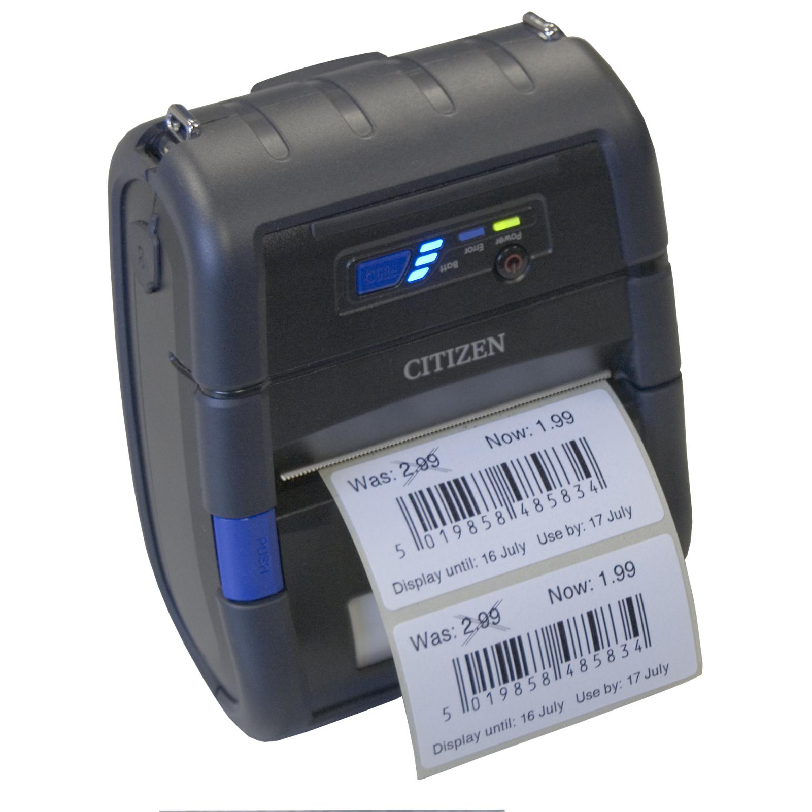 Принтер этикеток Citizen CMP-30 WiFi (1000832) изображение 2