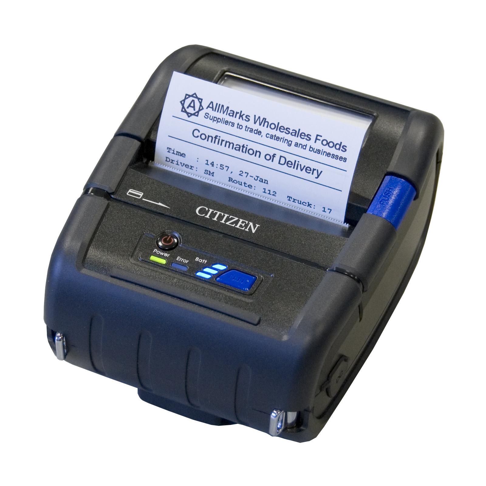 Принтер этикеток Citizen CMP-30 WiFi (1000832)