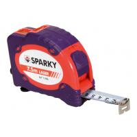 Рулетка SPARKY 7.5 ML c лазером, 7.5м, 25мм (20009709900)