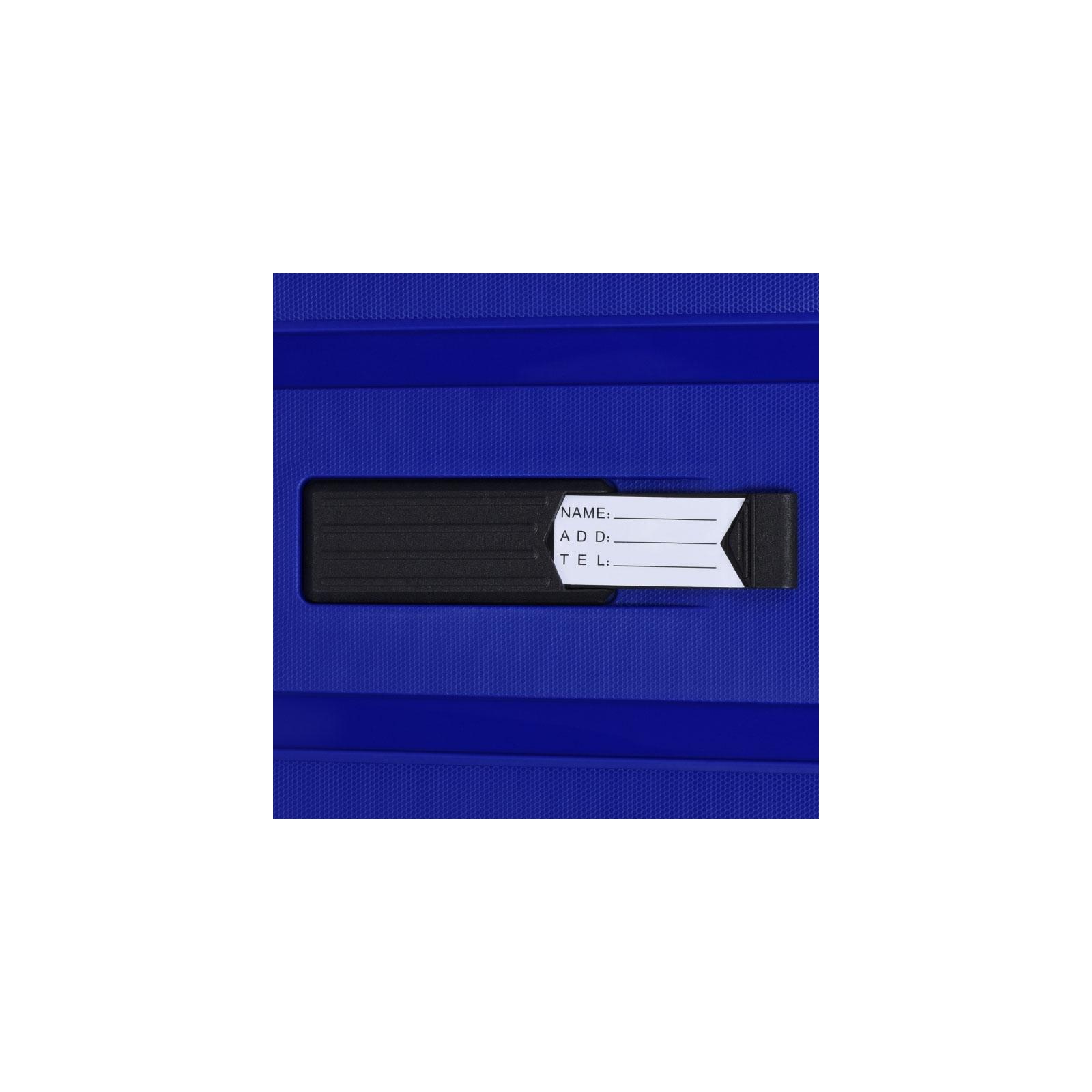 Чемодан 2E Youngster средний синий (2E-SPPY-M-NV) изображение 8