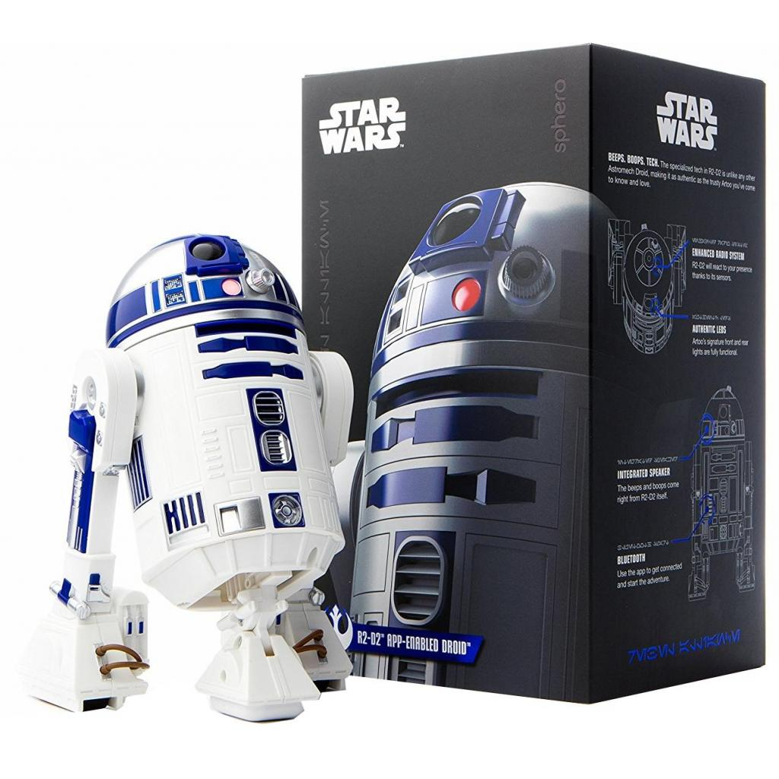 Робот Sphero R2-D2 (322658) изображение 5