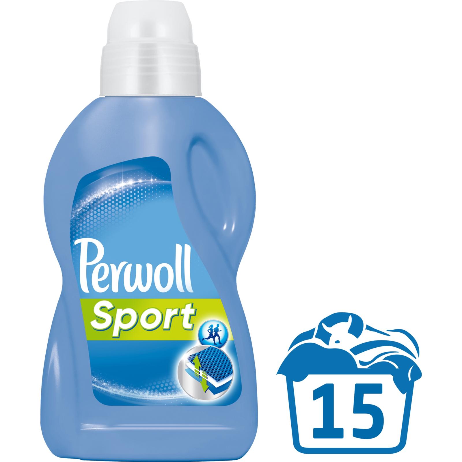 Гель для стирки Perwoll Advanced Sport 1.8 л (9000101327748) изображение 2