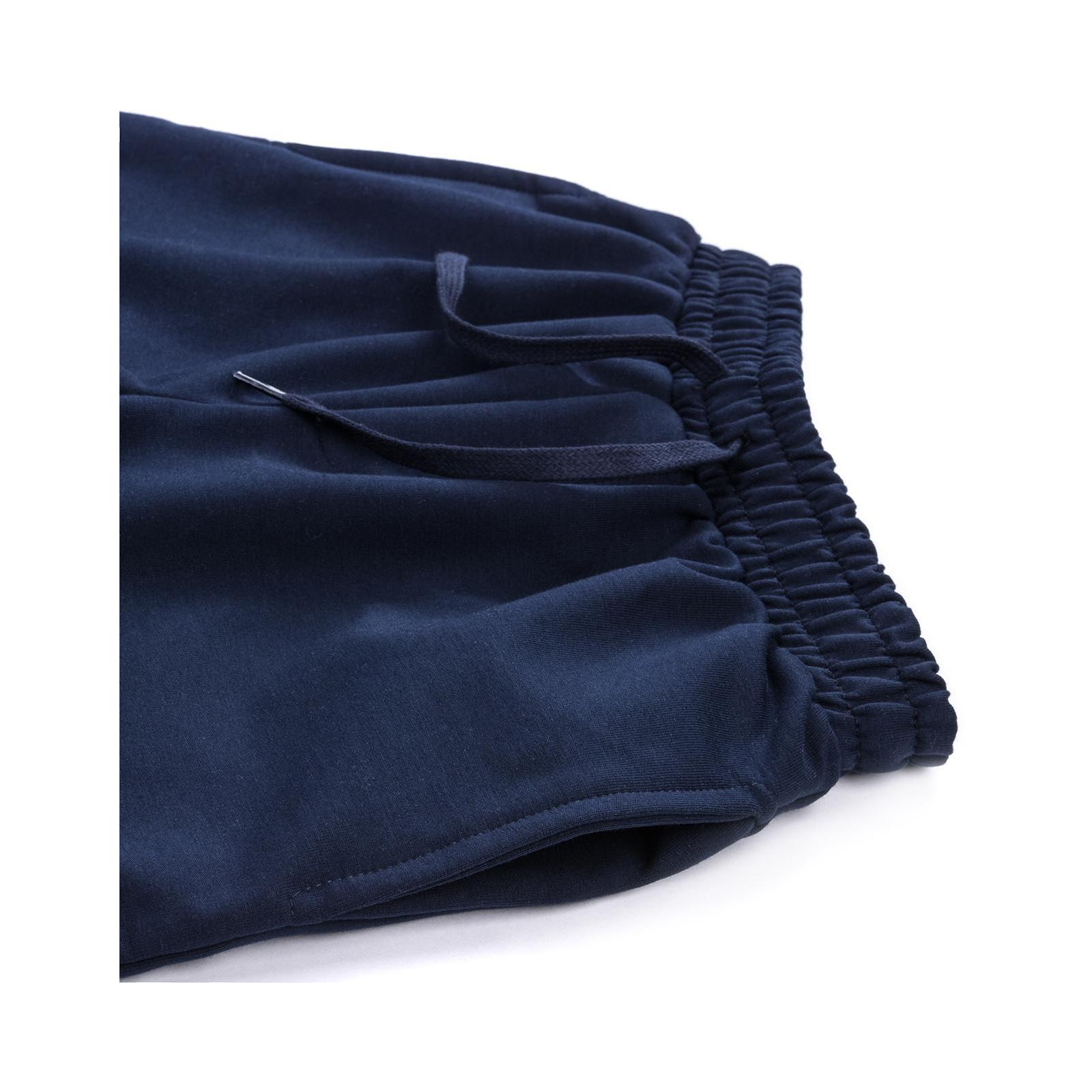 Шорты Breeze трикотажные с карманами (10755-164B-blue) изображение 5